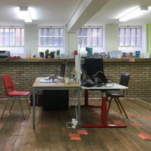 Foto van kantoor aan de Hooikade 13.